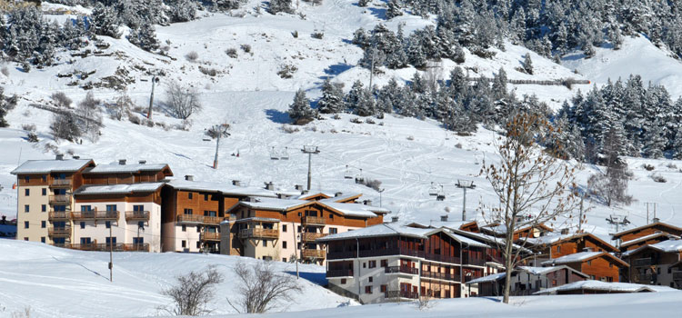 French Alps Accommodation - Flocons d'Argent