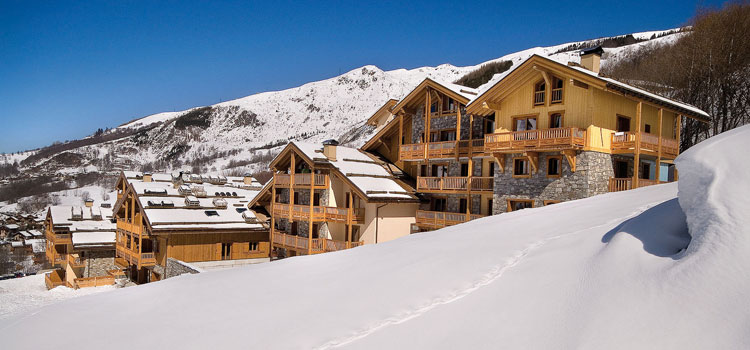 French Alps Accommodation - Chalets du Gypse