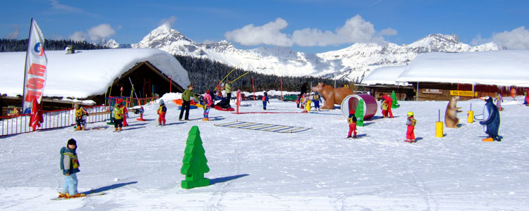 French Alps Family Ski Holidays - Les Saisies