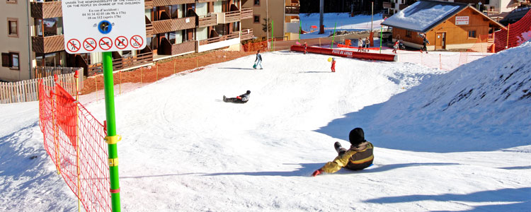 French Alps Family Ski Holidays - Morillon 1100