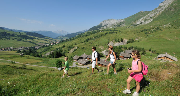 French Alps Mountain Activities - Walking & Hiking
